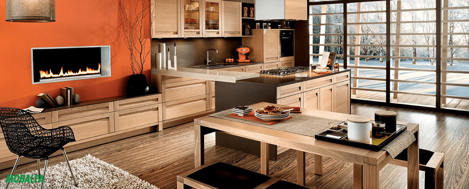 Cuisine Style Montagne Awesome Chambre Bebe Jaune