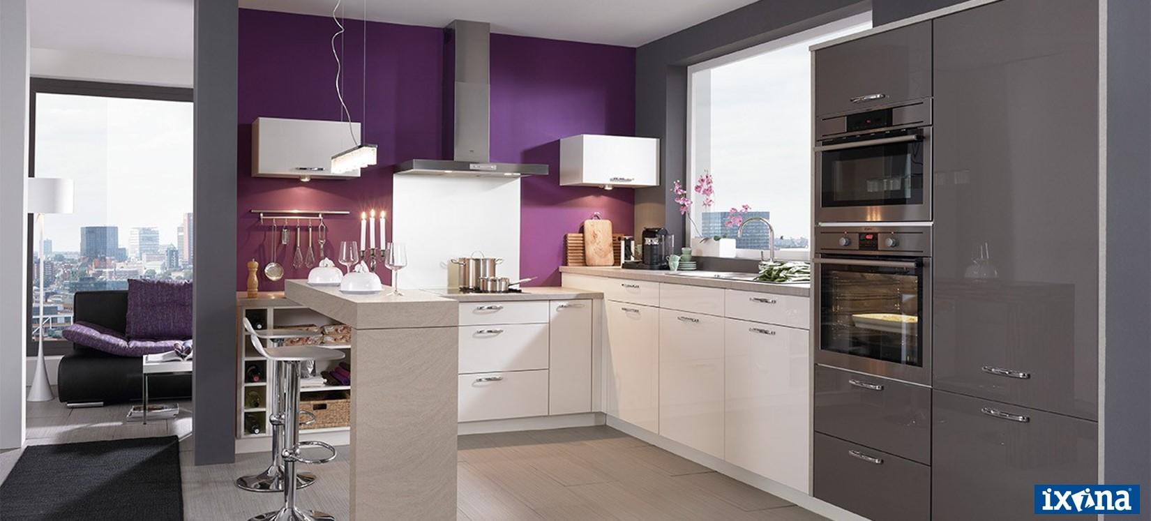 Taille moyenne cuisine ide de dcoration pour une terrasse avec une cuisine e - Taille moyenne cuisine ...