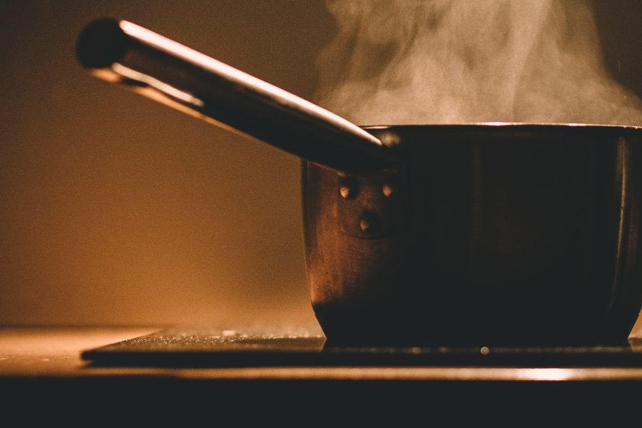 Choisir ses plaques de cuisson en cuisine