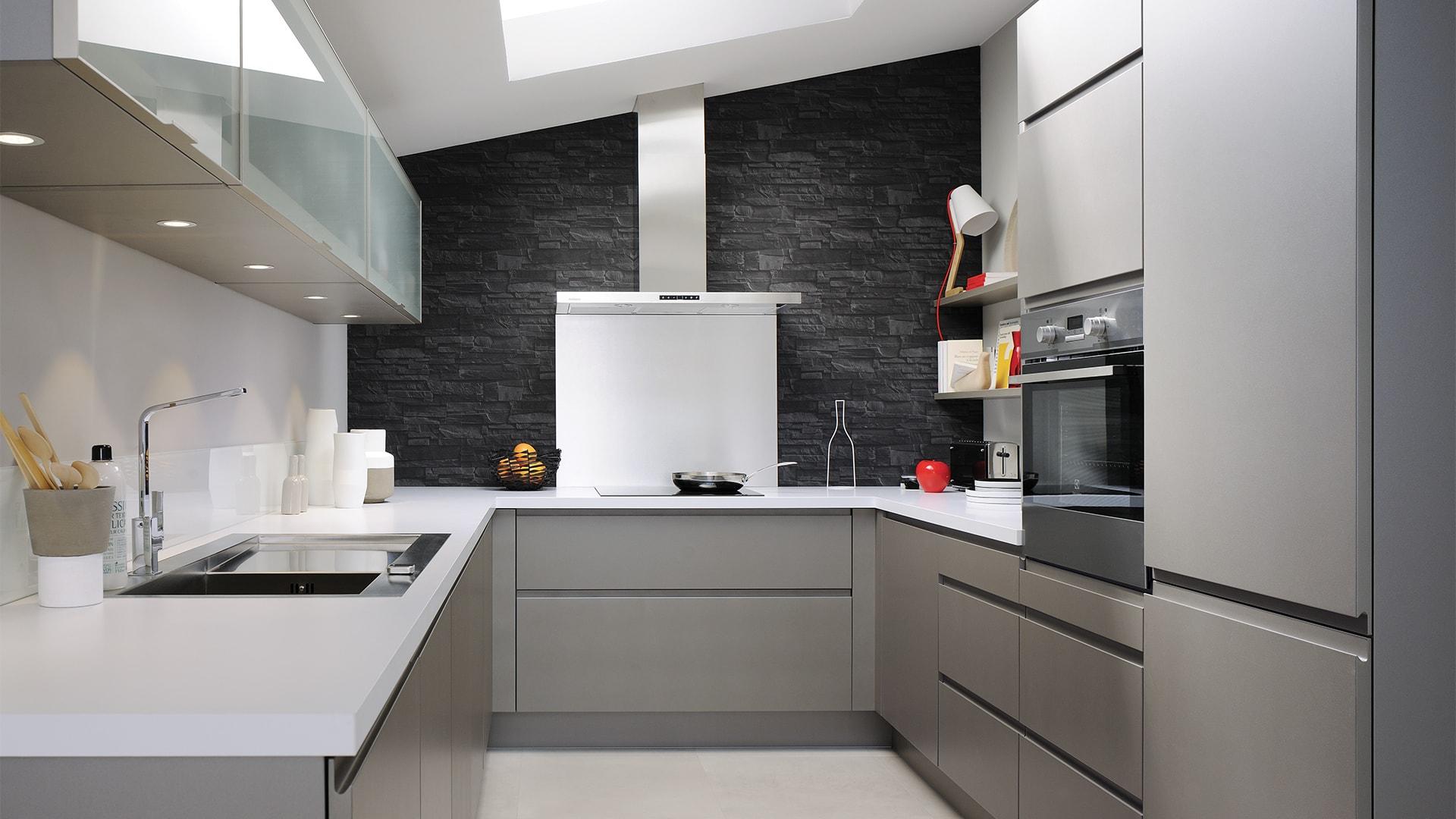 Pourquoi pr f rer une configuration de cuisine en u for Meuble cuisinella