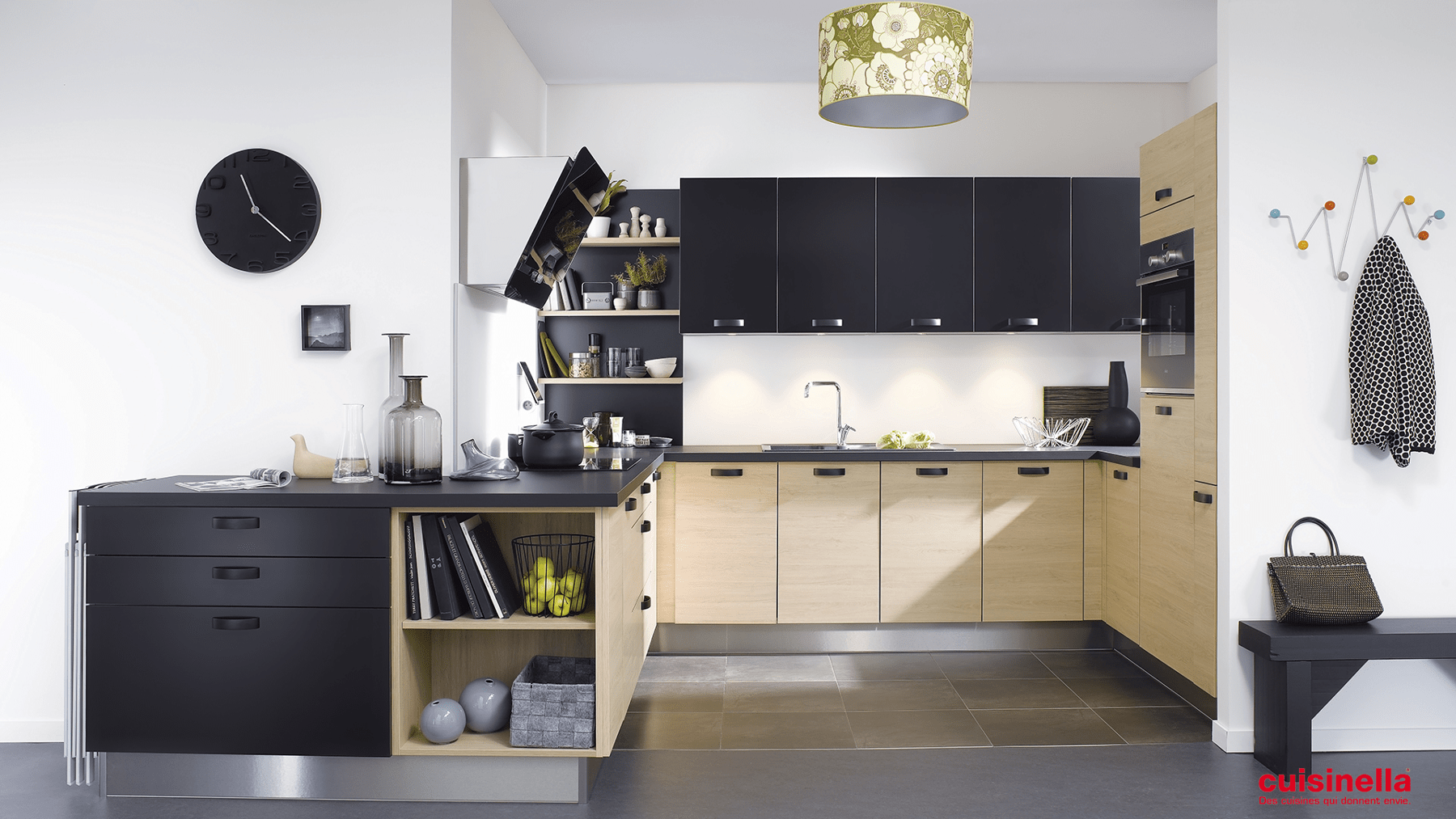 quel carrelage choisir pour ma cuisine cuisinity. Black Bedroom Furniture Sets. Home Design Ideas