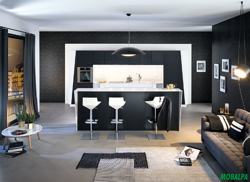 eclairage de cuisine les conseils suivre. Black Bedroom Furniture Sets. Home Design Ideas