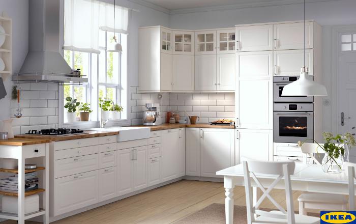 la cuisine scandinave, vue par cuisinity - cuisinity - Meuble Cuisine Scandinave