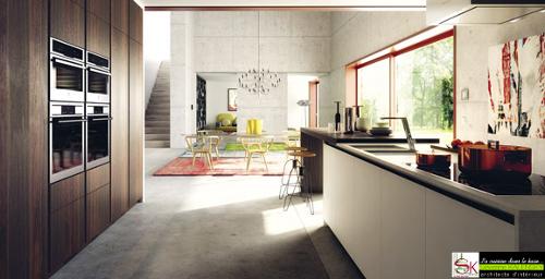 Comparatif quel cuisiniste choisir selon son projet for Cuisine interieur design