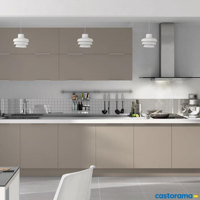 cuisine contemporaine 7 mod les de cuisinistes moins. Black Bedroom Furniture Sets. Home Design Ideas