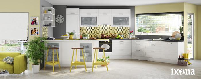 cuisine ouverte ou ferm e avantages et inconv nients. Black Bedroom Furniture Sets. Home Design Ideas