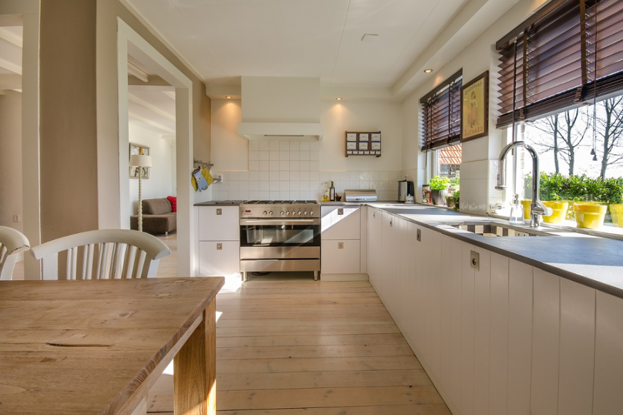 Faites briller vos cuisines entretien