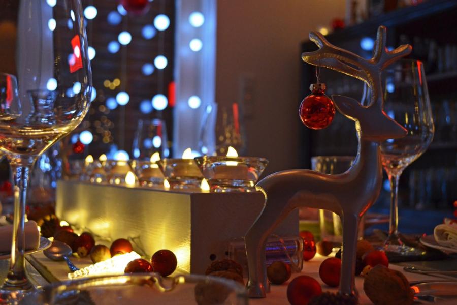 Décoration Noël cuisine offres de fin d'année