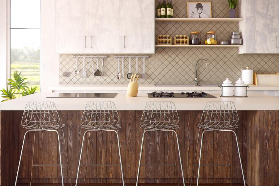 La cuisine connectée dans votre maison