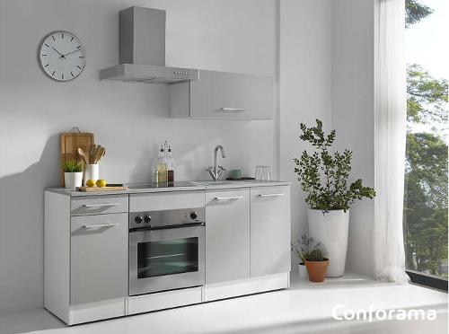 Les cuisines en kit abordables le top des cuisinistes en 2018 - Cuisine equipee conforama ...