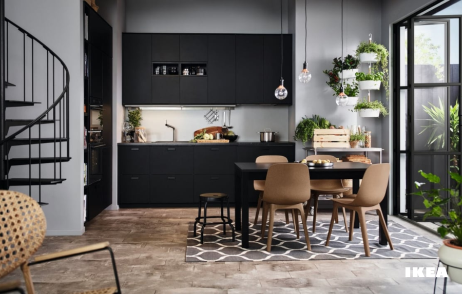 Ikea : cuisine kungsbacka éco-responsable