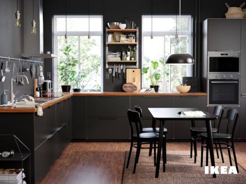 Cuisine Eco Responsable Le Modele Ikea Kungsbacka
