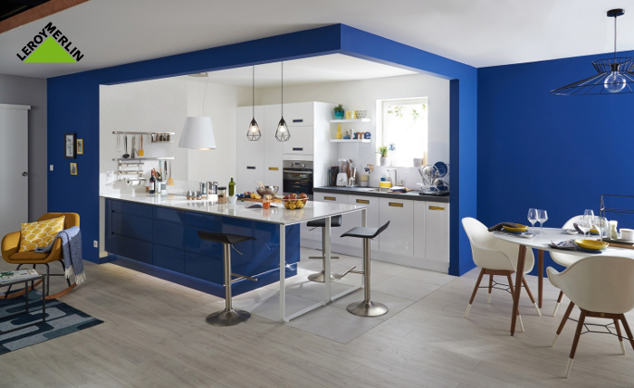 Cuisine Bleu Electrique FAE63 - Napanonprofits