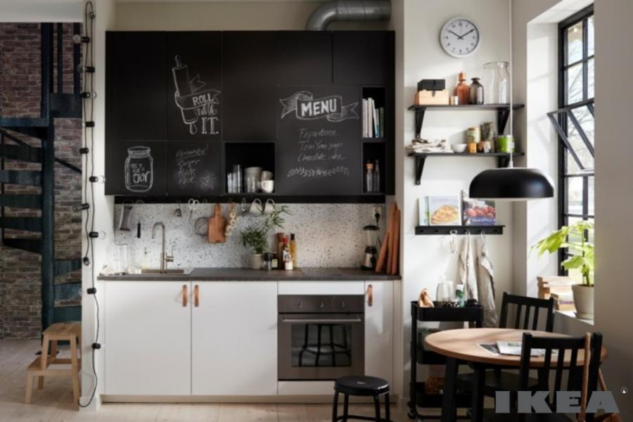 Nouveau style à petit prix dans la cuisine